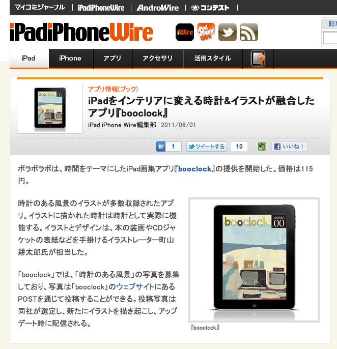 iPadiPhonWire
