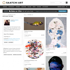 Saatchi Art 'Spotlight on Asia'