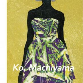 Ko. Machiyama's portfolio, issue 2015