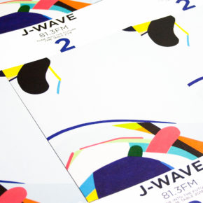 J-WAVE「TIME TABLE」2/2018