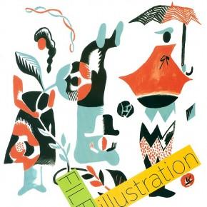 ファッションイラストレーション・ファイル 2011