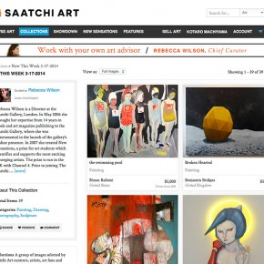 SAACHI ART, New This Week Collection