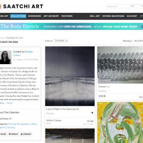 SAATCHI ART, Spotlight on Asia