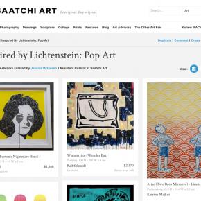 Inspired by Lichtenstein: Pop Art