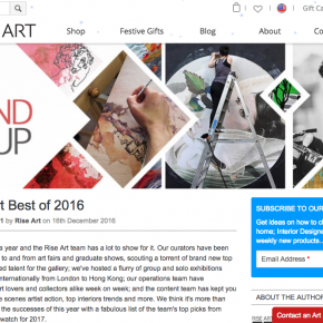 The Rise Art Best of 2016