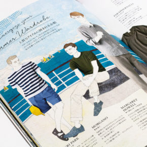 "ISETAN MEN'S  ""The Gentlemen Makers"""